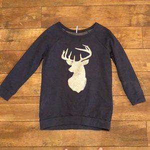 Deer Sweatshirt